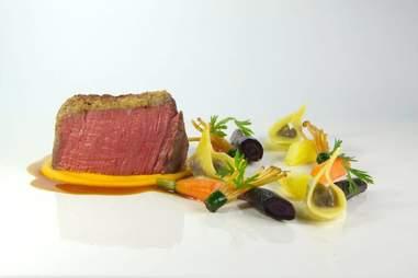 Canlis Seattle steak