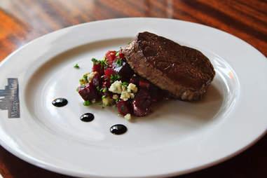 Metropolitan steak seattle