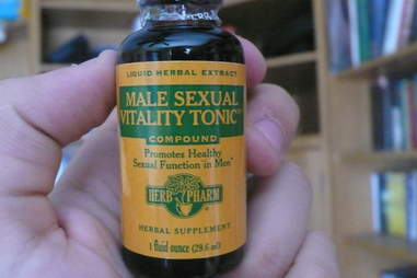 Male Sexual Vitality Tonic whole foods