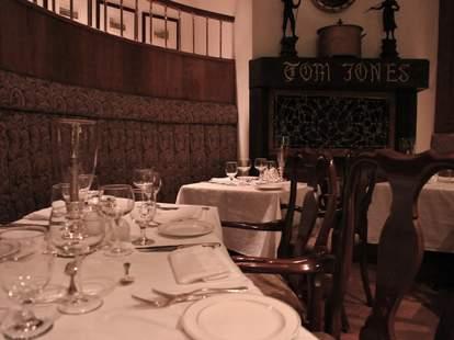 Tom Jones Steakhouse Toronto
