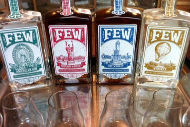 Few Distillery in Evanston, Illinois