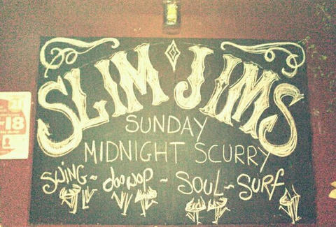 Slim Jim's London