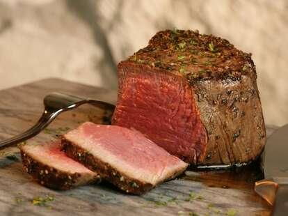 Del Frisco's steak philadelphia