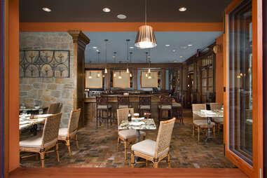 Bridget's Steakhouse interior