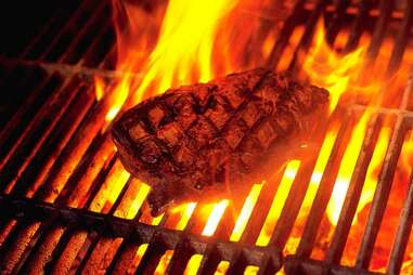 Buona Via steak