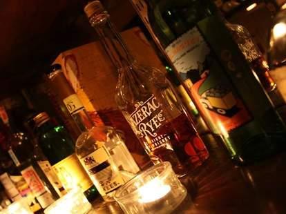 Liquor Cabinet London
