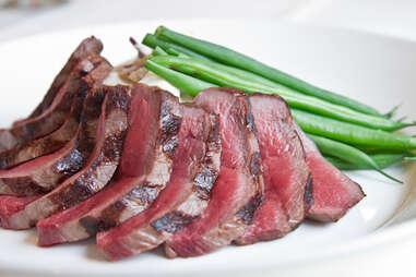 Creed's steak