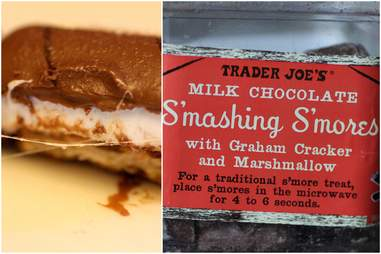 Trader Joe's S'mashing S'mores