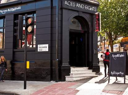 Aces and Eights London