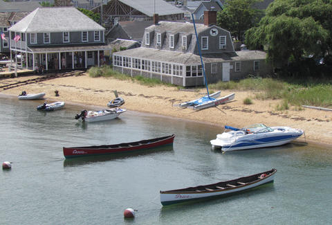 Martha's Vineyard boats