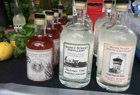 Quincy Street Distillery in Riverside, IL