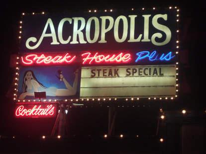 Acropolis Club portland