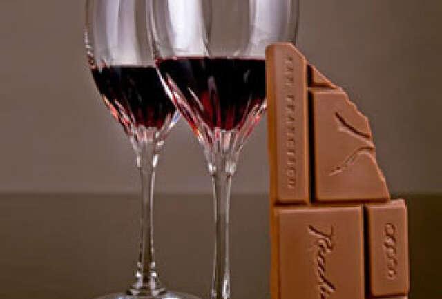 Tasting Room\'s Gourmet Wine & Chocolate