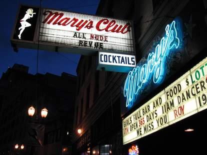 Mary's Club Portland