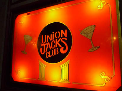union jack's portland