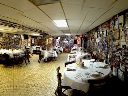 Sammy's Roumanian Steakhouse NYC