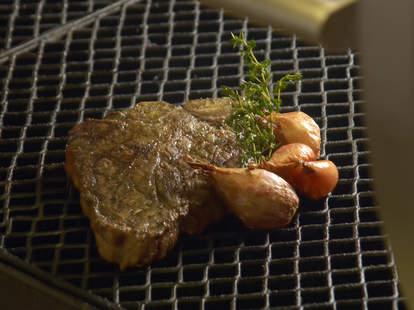 stripsteak vegas steak