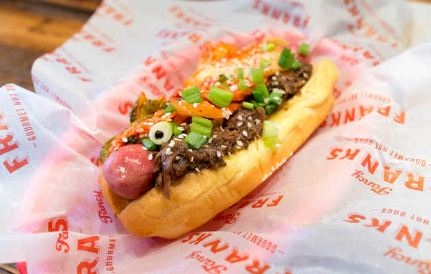 Toronto's Top Dogs: when street meat gets dolled up