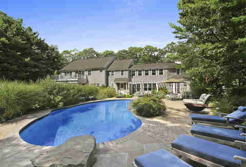 lush east hampton estate