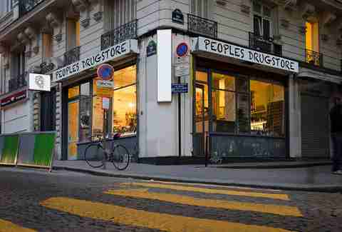 People's Drugstore Paris
