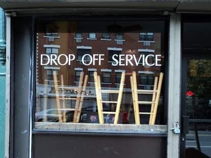 Drop Off Service NYC