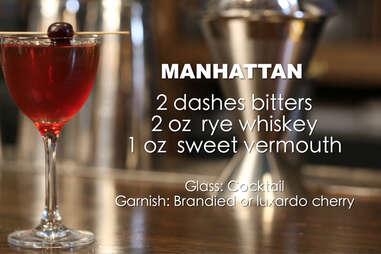 thrillist manhattan recipe
