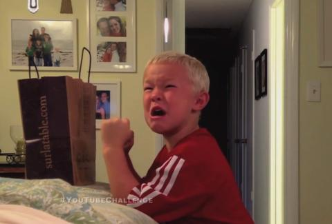 Hey Jimmy Kimmel I told my kids I ate their Halloween candy reaction