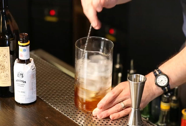 How to make The Only Manhattan You\'ll Ever Need