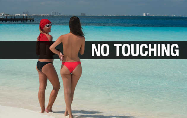 The dos and don'ts of dropping trou at a nude beach