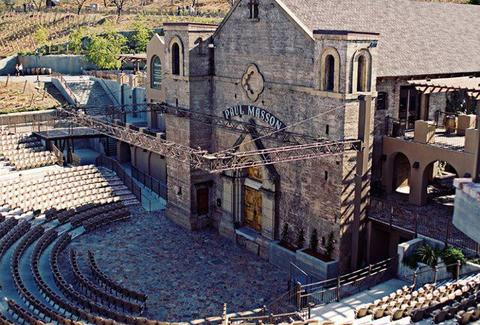 The Mountain Winery ampatheater