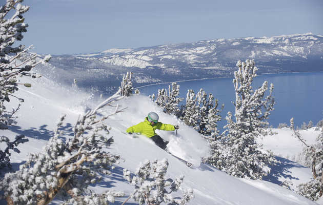 Thrillist Snow Guide: Heavenly, CA