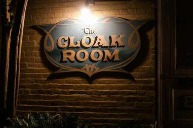 Cloak Room