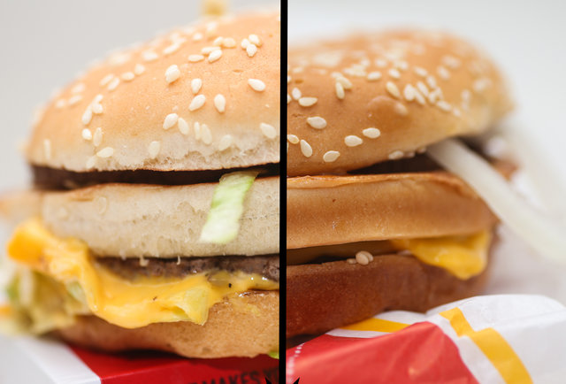 Which is better: McDonald\'s Big Mac or Burger King\'s new rival Big King?