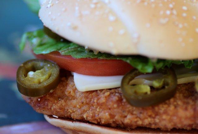 The new McDonald\'s Jalapeno Kicker burger you might never get to eat