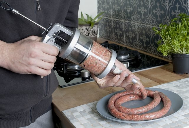 The Sausage Gun is here, and it\'s dangerously beautiful