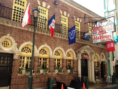 exterior of McGillin's Olde Ale House
