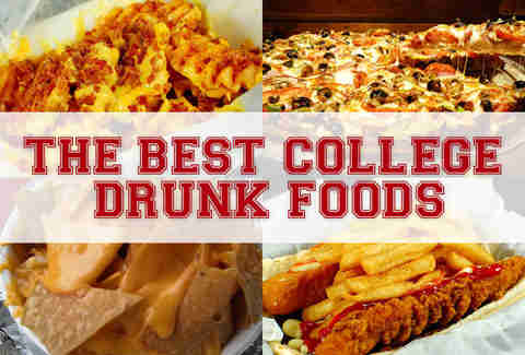 the best college drunk food thrillist