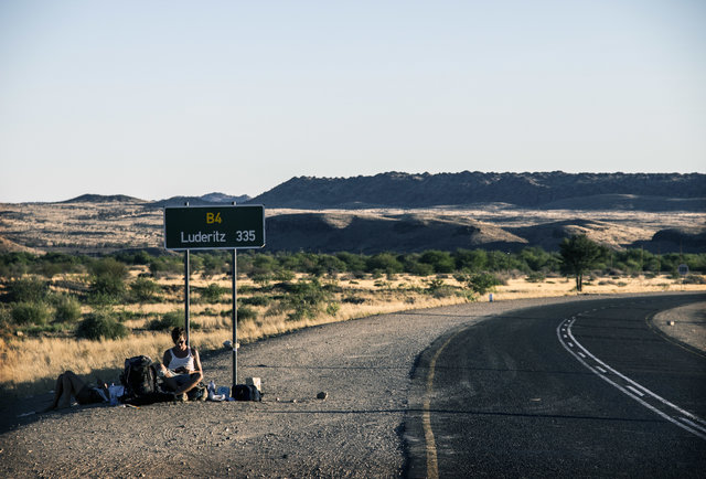 How to Hitchhike Across the Globe