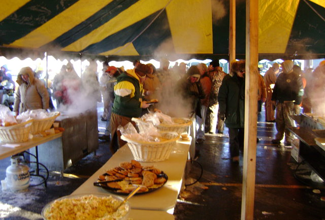 The 10 best NFL tailgates for foodies