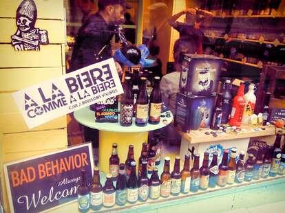 À La Bière Comme à la Bière Paris