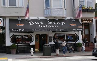 Bus Stop Saloon