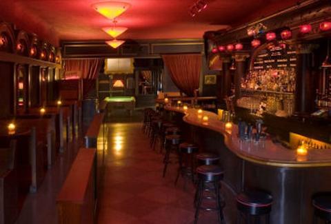 Elbo Room: A San Francisco, CA Bar.