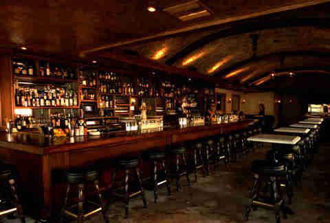 blk market liquor bar