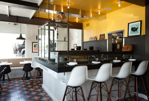 Places to eat and drink in la thrillist los angeles for Fishing with dynamite manhattan beach
