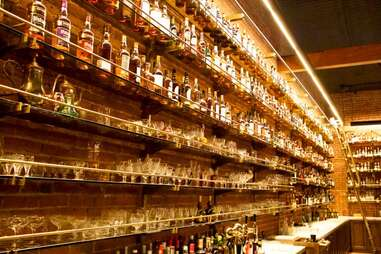 whiskey library portland