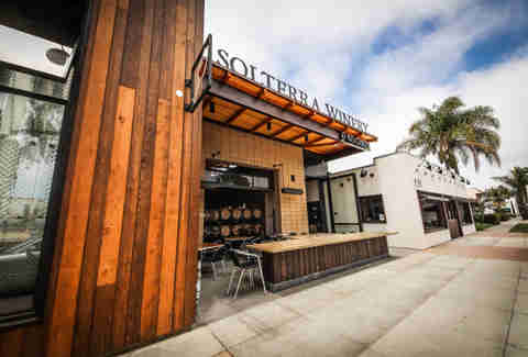 Solterra Wine Kitchen Thrillist 47 San Diego