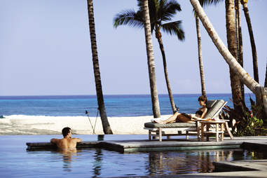 Four Seasons Big Island Hualalai
