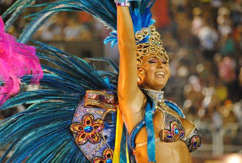 Rio carnival babes