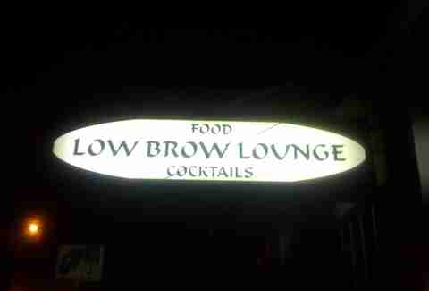Low Brow Lounge PDX