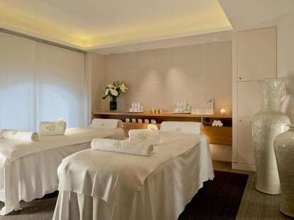 spa at le meurice